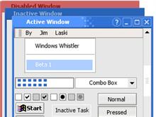 Windows Whistler Beta 1