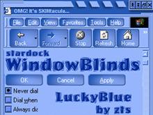zLuckyBlue