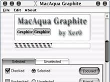 MacAqua Graphite