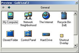 Gold Leaf 2