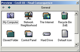Cecil III - Final Consequence