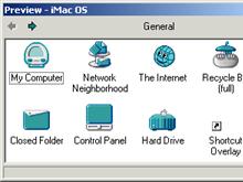 iMac OS