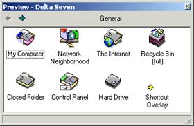 Delta Seven