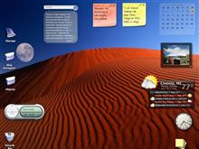 Widget Desktop: Sept 2004