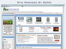Stik Browser
