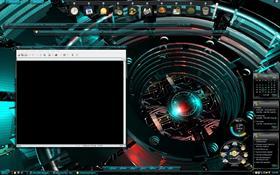 A Serious Desktop