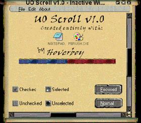 UO Scroll v1.0