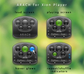 Arach for xion