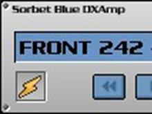 Sorbet Blue Big Amp 045