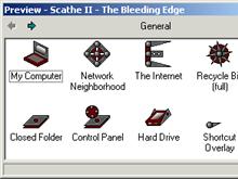Scathe II - The Bleeding Edge