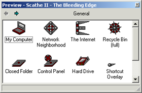 Scathe II - The Bleeding Edge
