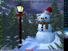 Dual Monitor Christmas 2005
