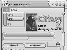 Citizen 2 Grey