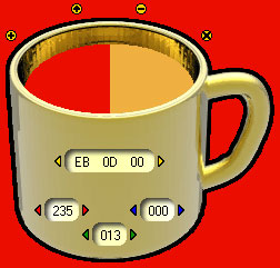 CaffeinePad v1