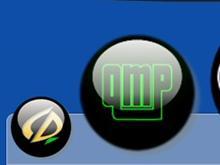 QCD-QMP Dock Icons