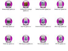 File Type XP Icons (Globe)