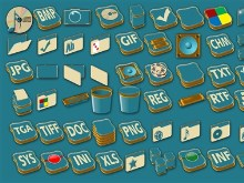FMT Blue icons