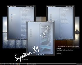 System X1