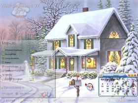 Christmas House.
