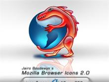Mozilla Browser 2.0 Icons