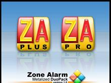 Zone Alarm Metalized DuoPack