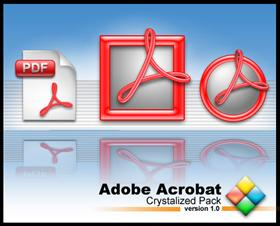 Adobe Acrobat Crystalized Pack
