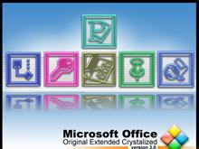 MS Office Original Extended Crystalized Pack 3.0