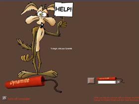 Wile E Coyote Help