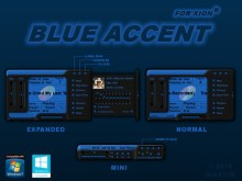 Blue Accent Xion