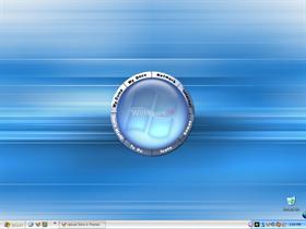 Blue Orb v2 1024 x 768