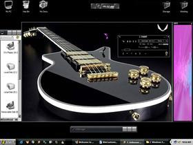 Cadillac Guitar