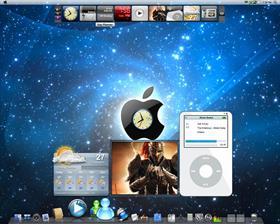 MAC OSX LEOPARD