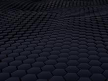 The Hexican Wave - Black