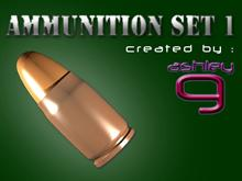 Ammunition Set 1