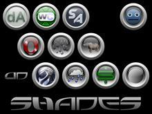 Shades Add On OD Icons