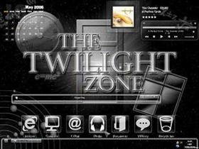 Glasslight zone