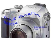 FUJI S304 camera