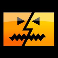 Finder Icon Halloween style