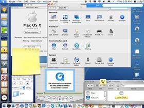 Mac OS X Clone V.2!!!