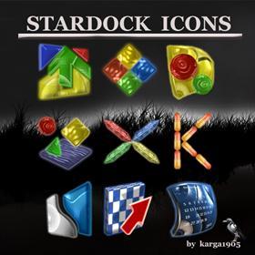 StarDock Iconset