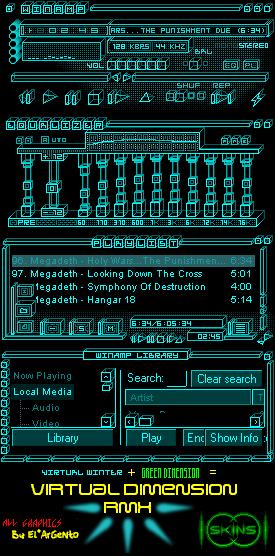 Virtual Dimension RMX Updated