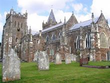 St Mary's Church Ottery.