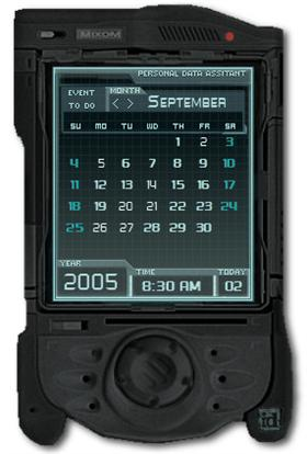 D3 PDA