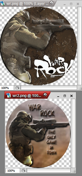 Warrock Icons