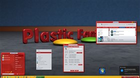 Plastic Fantastic for XP and Vista