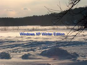 Windows XP Winter Edition