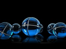lit blue
