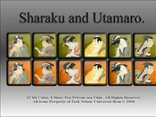 Sharaku&Utamaro