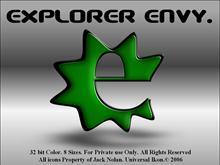 Explorer envy.