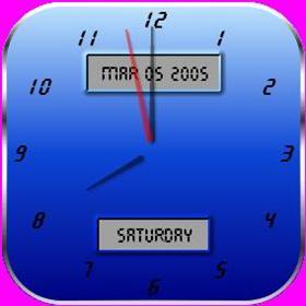 Desktop Clock-V2